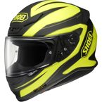 Black/Hi-Viz Yellow RF-1200 Beacon TC-3 Helmet - 0109-1303-06