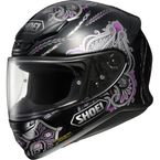 Black/Silver/Purple RF-1200 Beacon TC-5 Helmet - 0109-1205-08