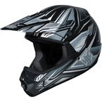 Youth Charcoal/Black MC-5 CL-XY Fulcrum Helmet - 278-954