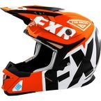 Youth Orange X1 Helmet