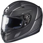 Black/Charcoal RPHA-10 Cage MC-5F Helmet - 0801-1635-08