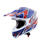 Blue/Red/White VX-34 Sprint Helmet - 34-7025