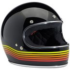 Black/Orange Gringo LE Spectrum Helmet - GH-GBO-LE-SPT-XSM