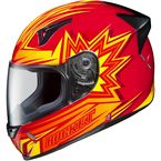 Red/Yellow/Black MC-1 R1000X Blaster Helmet - 162-916