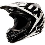 Black V1 Race Helmet - 10951-001-XL