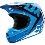 Blue V1 Race Helmet - 10951-002-2X