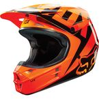 Orange V1 Race Helmet - 10951-009-XL