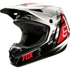 Red V1 Vandal Helmet - 11018-003-XL