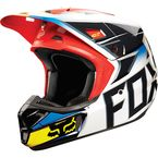 Black/Red V2 Race Helmet - 6101O1FW001009