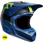 Blue V3 Franchise Helmet - 11942-002-L