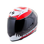 Black/Red EXO-R2000 Masbou Signature Series Race Replica Helmet - 200-5245