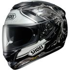 Black/Gray GT-Air Revive TC-5 Helmet - 0118-1505-06