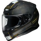 Black/Yellow RF-1200 Terminus TC-9 Helmet - 0109-1709-06