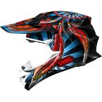 Black/Blue/Red VFX-W Grant 2 TC-1 Helmet - 0145-8801-06
