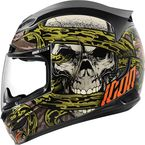 Black Airmada Vitriol Helmet - 0101-7769