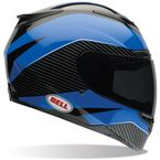 Matte Black/Gloss Blue RS-1 Gage Helmet - 7061660