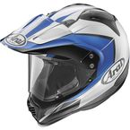 Blue/White/Black XD4 Flare Helmet - 81-2283