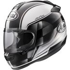 Black/White Vector-2 Contest Helmet - 81-4413