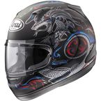 Black/White/Red/Blue Signet-Q Hydra Helmet  - 81-6503