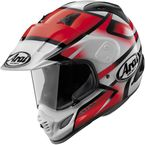 Red/White/Black XD4 Diamante Helmet - 81-7943