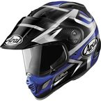 Black/Blue/Silver XD4 Diamante Helmet - 81-7963