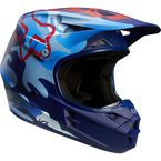 Blue Camo Limited Edition V1 Helmet - 14122-360-XL