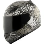 Grey/Black We The Fast SS1200 Helmet - 87-8778