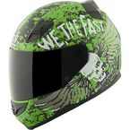 Green/Black We The Fast SS1200 Helmet - 87-8793