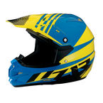 Black/Yellow/Blue Roost SE Helmet - 0110-4201