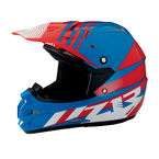 Red/White/Blue Roost SE Helmet - 0110-4208