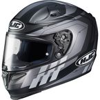Black/Gray RPHA-10 Pro Cypher MC-5F Helmet - 0801-2435-08