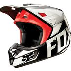 Black V2 Race Helmet - 11080-001-L