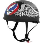 Grateful Dead Flying Steal Your Face Half Helmet - 645313