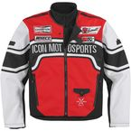 Red Brawnson Sidewinder Jacket - 2820-2055