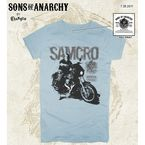 Women's Sons Of Anarchy Apparel