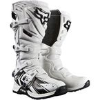 White Comp 5 Undertow Boots - 05051-008-10