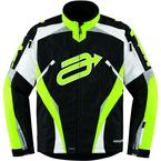Black/Hi-Viz Yellow Comp 7 Jacket - 31200968