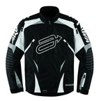 Black Comp 7 RR Jacket - 3120-0996