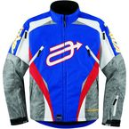 Blue/Red Comp 7 RR Jacket - 3120-1001