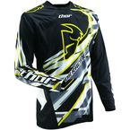 Sweep Black Core Jersey - 2910-2495