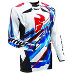 Sweep Blue Core Jersey - 2910-2501