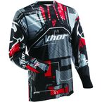Flux Circuit Red Jersey - 2910-2544