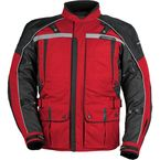 Red/Black Transition 3 Jacket - 8777-0301-06