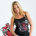 Womens Too Hot to Handle Tank - 1091S