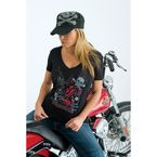 Womens Too Hot to Handle T-Shirt - 2175L