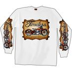 Timeless Long Sleeve T-Shirt - GMS2171XXXL