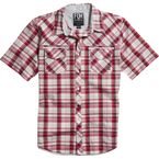 Red Tanner Shirt - 01765-003-XL