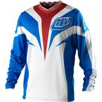 Blue Grand Prix Mirage Jersey - 0743-0308