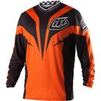 Orange/Black Grand Prix Mirage Jersey - 0743-0708