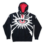 Black Cyclops Zip-Up Hoody - 3622-0209